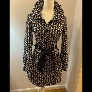 Emmelee black/cream jacket, size S